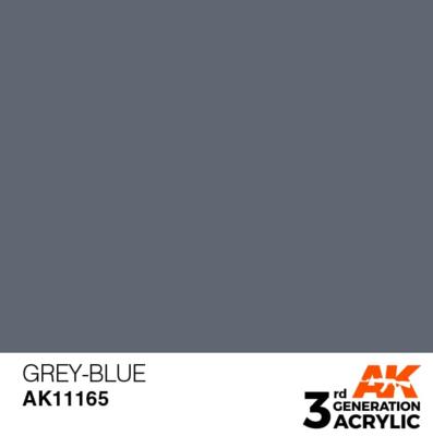Grey-Blue 17ml