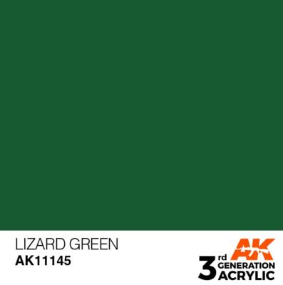 Lizard Green 17ml