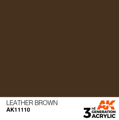 Leather Brown 17ml