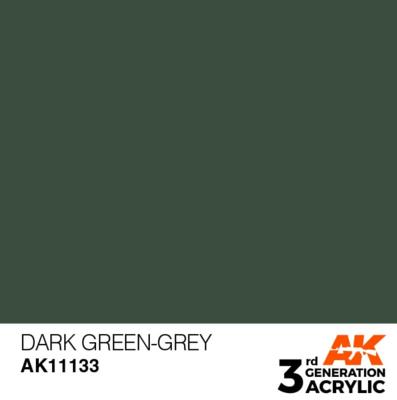 Dark Green-Grey 17ml