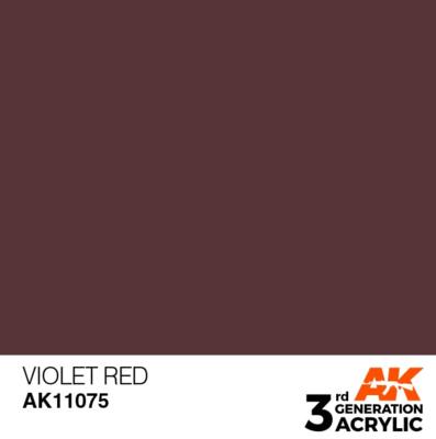 Violet Red 17ml