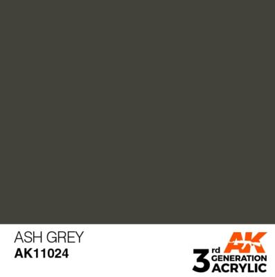 Ash Grey 17ml
