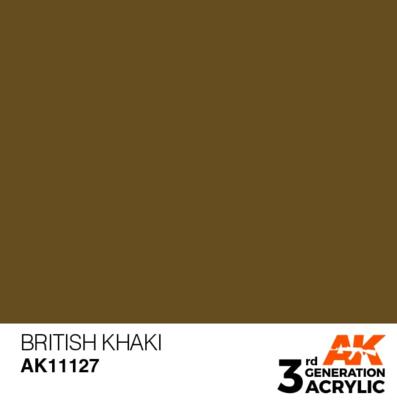 British Khaki 17ml