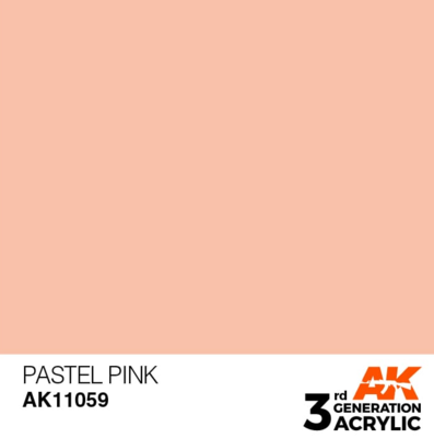 Pastel Pink 17ml