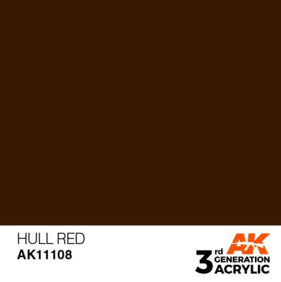 Hull Red 17ml
