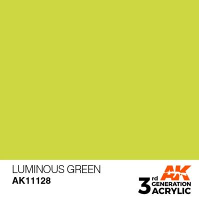 Luminous Green 17ml