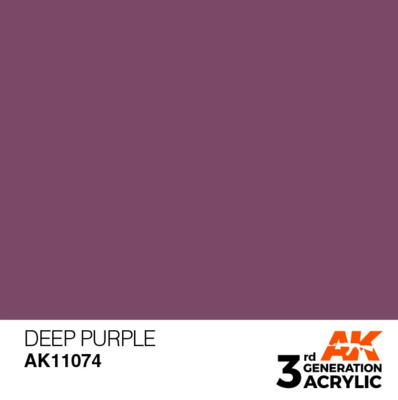 Deep Purple 17ml