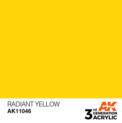 Radiant Yellow 17ml