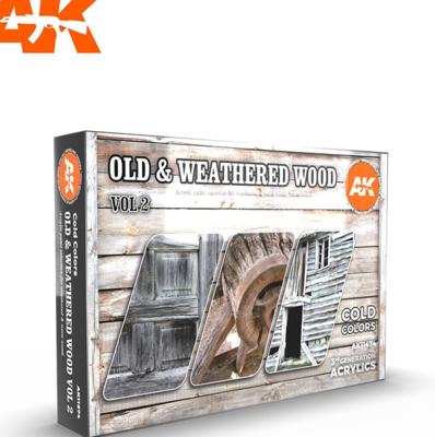 OLD & WEATHERED WOOD VOL2