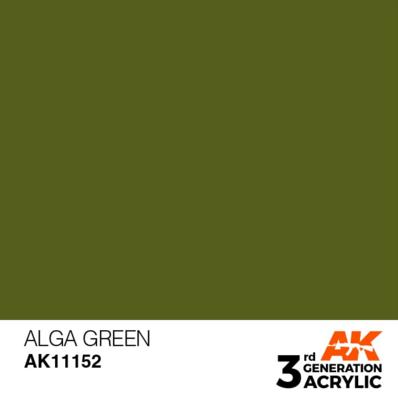 Alga Green 17ml