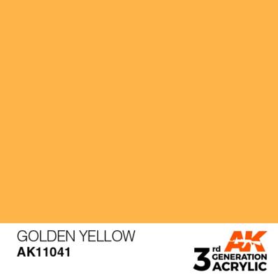 Golden Yellow 17ml
