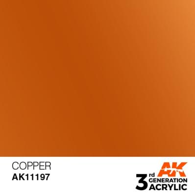 Copper 17ml