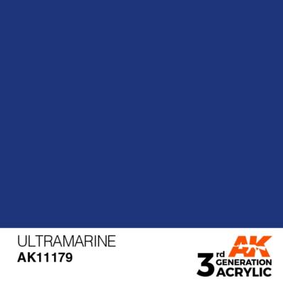 Ultramarine 17ml