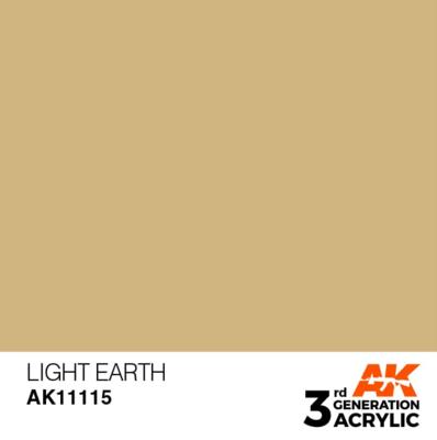 Light Earth 17ml