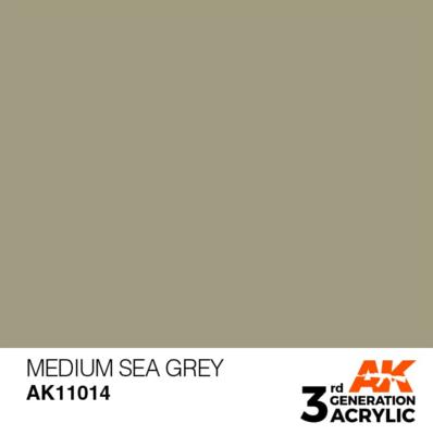 Medium Sea Grey 17ml