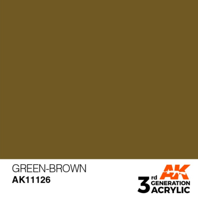 Green-Brown 17ml