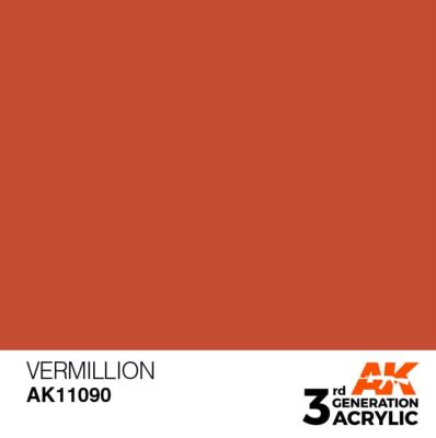 Vermillion 17ml