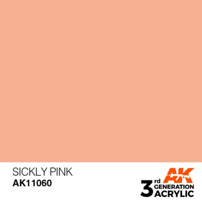 Sickly Pink 17ml