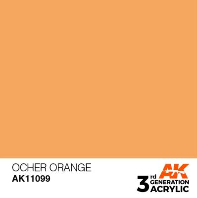 Ocher Orange 17ml