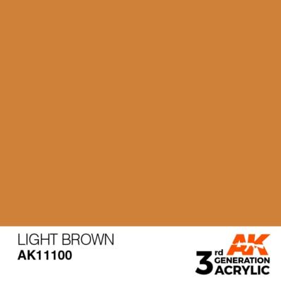 Light Brown 17ml