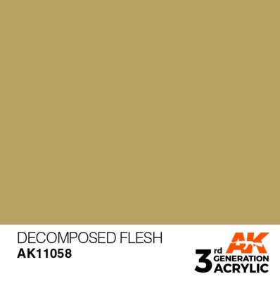 Decomposed Flesh 17ml