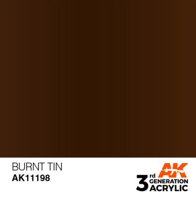 Burnt Tin 17ml