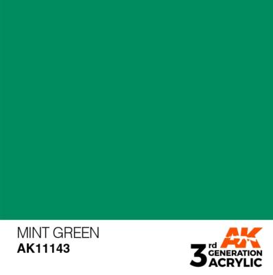 Mint Green 17ml