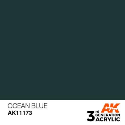 Ocean Blue 17ml