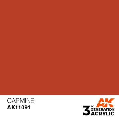 Carmine 17ml