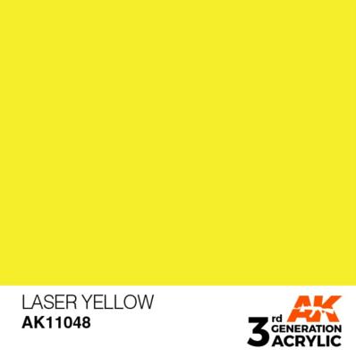 Laser Yellow 17ml