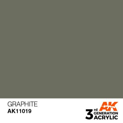 Graphite 17ml