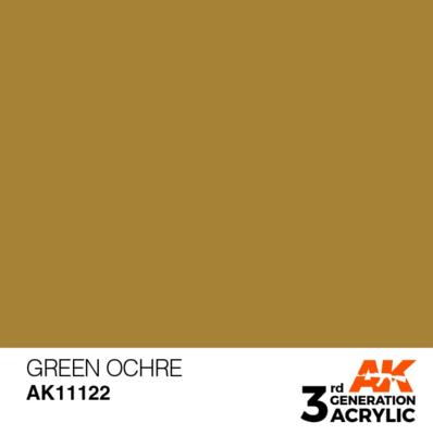 Green Ocher 17ml