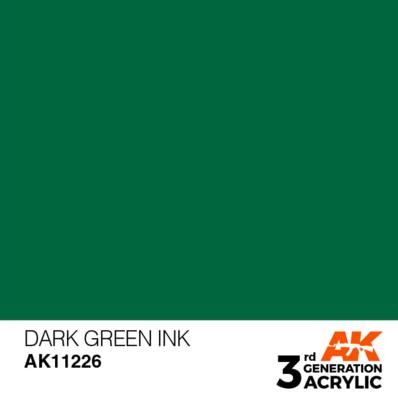 Dark Green INK 17ml