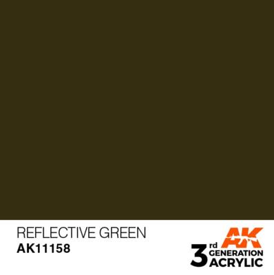 Reflective Green 17ml