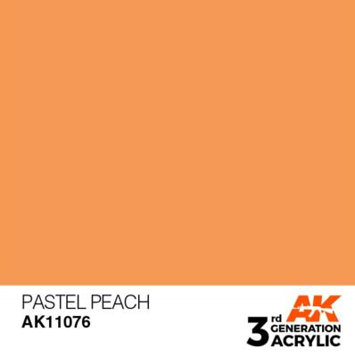Pastel Peach 17ml