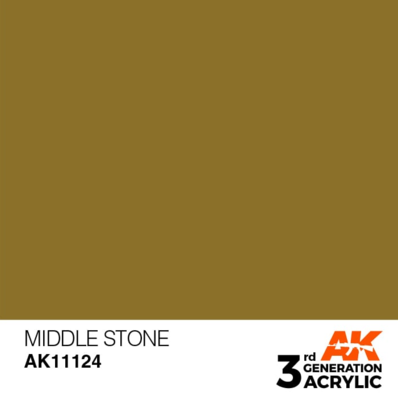 Middle Stone 17ml