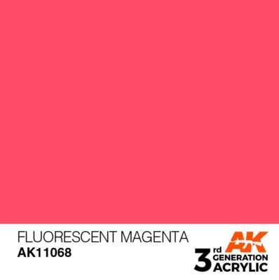 Fluorescent Magenta 17ml