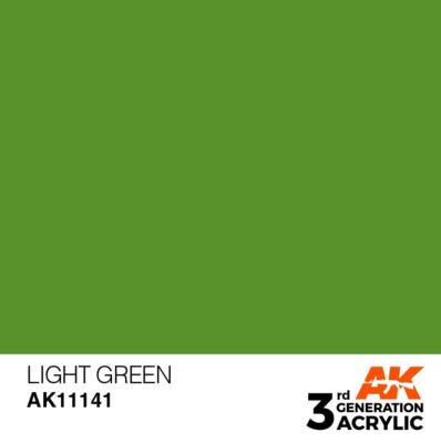Light Green 17ml