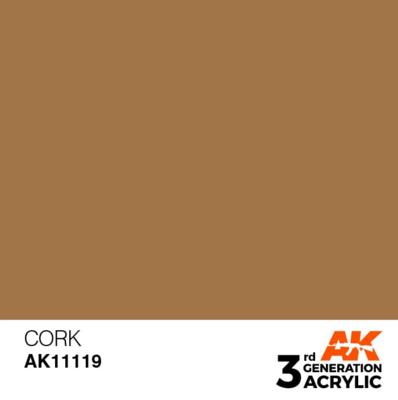 Cork 17ml