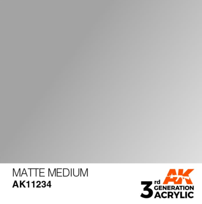 Matte Medium 17ml