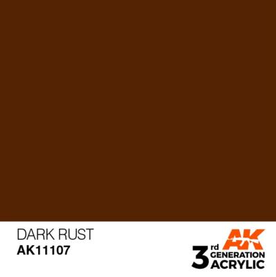 Dark Rust 17ml