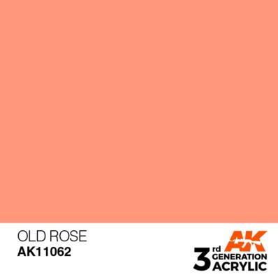 Old Rose 17ml