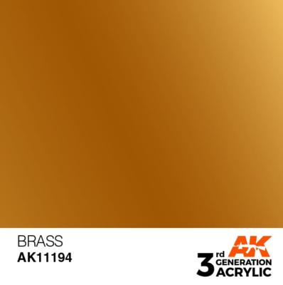 Brass 17ml