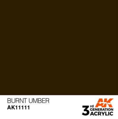 Burnt Umber 17ml