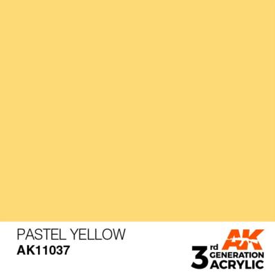 Pastel Yellow 17ml