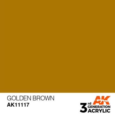 Golden Brown 17ml