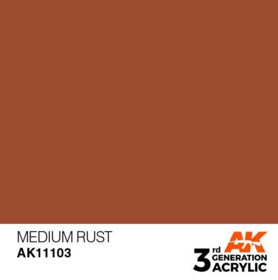 Medium Rust 17ml