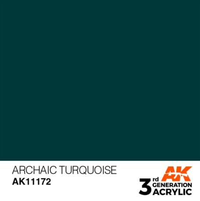 Archaic Turquoise 17ml