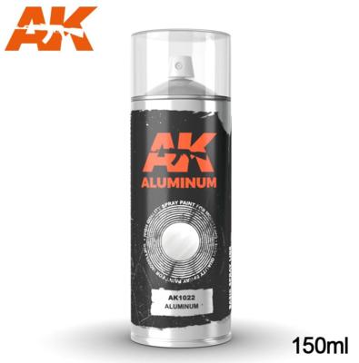 Aluminum - Spray 150ml