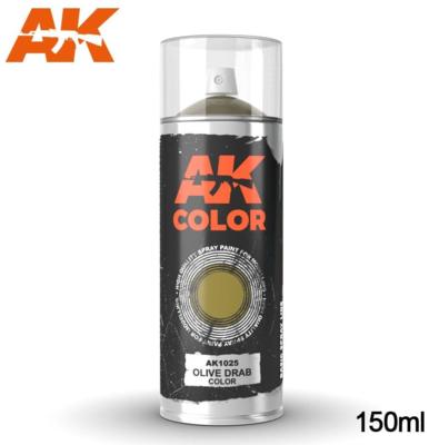 Olive Drab color - Spray 150ml